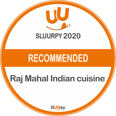 Raj Mahal Indian cuisine